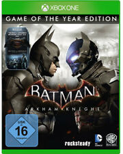 Xbox One Jeu Batman Arkham Knight game of the Year Edition GOTY article neuf