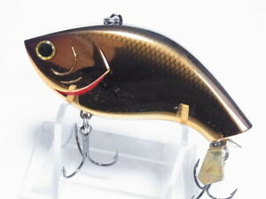Lucky Craft Twisted Rosie Topwater Propbait Gold Nugget Very Good+