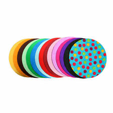 CAKE BOARD VARIOUS COLOURS ROUND DRUM SINGLE BOARDS, 12mm FANTASTIC QUALITY