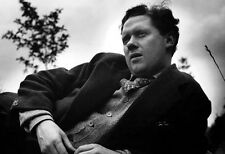Dylan Thomas Poster, Iconic Writer & Poet