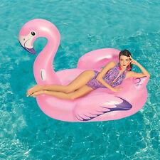 Fenicottero Gonfiabile Flamingo Isola Grande Bestway Gioco Bambini - 173x170 cm