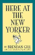 Here at the New Yorker (Paperback or Softback)