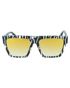 McQ Alexander McQueen Mens Eyewear Square/Rectangle 100% Metal