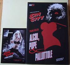 SIN CITY: ALCOL, PUPE &...(F.Miller) SCONTO 25% in Omaggio la Cartolina del Film