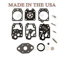 Carburettor Repair Kit, Kawasaki KBL23A, TH23 Trimmer, Diaphragm, Gasket, 7-001