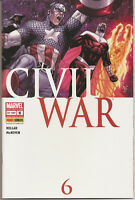 °CIVIL WAR #6° Panini 2007 Mark Millar & Steve McNiven