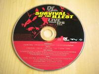 Survival Of The Illest Live From 125 N.Y.C.CD1998musica rap hip hop  def jam