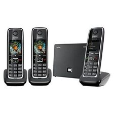 Gigaset C530 Trio IP SIP VOIP Telefon Top wie Neu !!!
