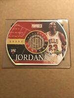 🏀💥Upper Deck Michael Jordan Powerdeck CD Rom - Rare - Mint**