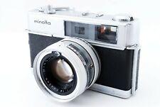 Minolta HI-MATIC 7 35mm Rangefinder Film Camera 45mm f/1.8 Lens Japan 629442