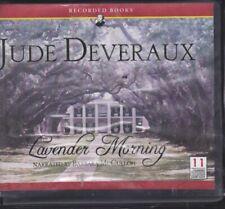 LAVENDER MORNING by JUDE DEVERAUX ~ UNABRIDGED CD AUDIOBOOK