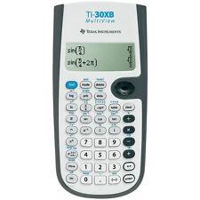 Texas Instruments TI30XB Scientific Calculator with Multi-Line Display