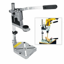 Tool Drilling Metal Base Drill Holder Stand Aluminum Bench Drill Press Stand