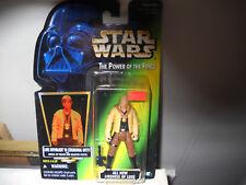 1996 Kenner Star Wars-Luke Skywalker in Ceremonial Outfit vf/nm on card