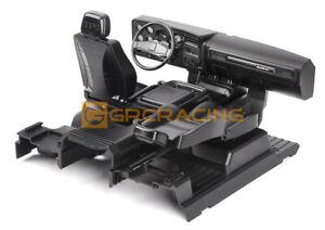 GRC Full Interior Body Shell Cab Seat Kit for 1/10 RC Traxxas TRX4 1979 Blazer