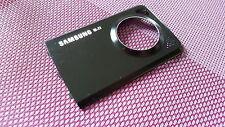 Battery back cover For Samsung Pixon M8800 - GENUINE - BLACK