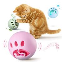 3 Pack - Interactive Cat Toy Balls, Kitten Toys Cat Balls, Cat Ball Toy,Cat Toys