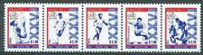 Mexico Olympics Postal Stamps