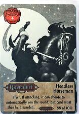 Spellfire Ravenloft Headless Horseman 88/100