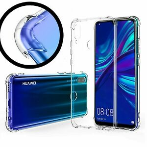 CLEAR Case For Huawei P20 P30 P40 Pro Lite Mate Cover Shockproof Silicone Gel