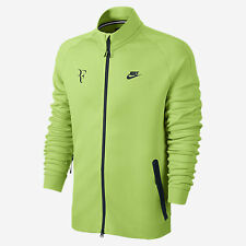 NEW Nike MEN'S  Premier RF Federer Tennis JACKET 644780 342 SZ L