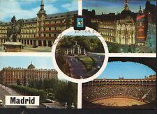 ANTIGUA POSTAL DE RECUERDO DE MADRID . MIRA MAS EN MI TIENDA CC1563