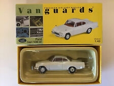 Vanguards VA 03405 Ford Capri 109E GT Ermine White 1:43 Limited Edition