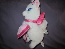 Disney Aristocats Baby MUSICAL MARIE Cat PLUSH Stuffed Animal MOVING 10""
