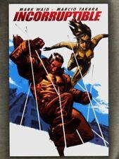 Incorruptible Vol. 3 by Mark Waid, Marcio Takara 2010 Superhero Graphic Novel