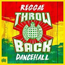 Ministry Of Sound: T - Ministry Of Sound: Throwback Reggae Dancehall / Various [