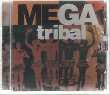 MEGA TRIBAL  - CD F.C. NUOVO!!!