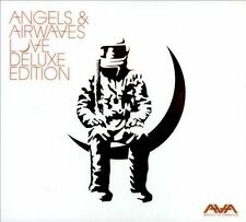 FREE US SHIP. on ANY 2 CDs! ~Used,VeryGood CD Angels & Airwaves: Love Part One &