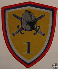 SERBIA MILITARY ACADEMY OFFICIAL EMBLEM PATCH NEW INSIGNIA