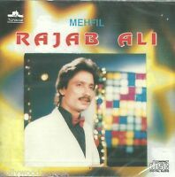 RAJAB ALI - MEHFIL - BRAND NEW ORIGINAL CD - FREE UK POST