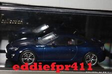 1/43 2012 TOYOTA 86 GT LIMITED COUPE IN GALAXY BLUE SILICA J COLLECTION DIECAST
