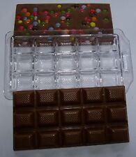 Schokoladenform-Gießform - Relief- Tafelware zum Füllen