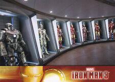 UD Iron Man 3 movie complete base set 1-60