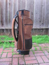 Copper Color Golf Bag.