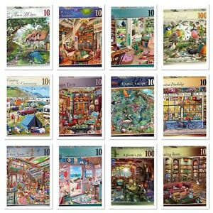 RAVENSBURGER 1000 PIECE JIGSAW PUZZLES  12 DESIGNS DISCOUNT ON MULTIBUY