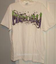WWE TNA Impact Wrestling JEFF HARDY Boyz Enigma White Large T-Shirt Gildan Shirt