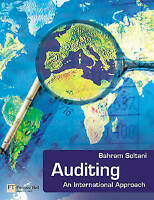 Auditing: An International Approach-ExLibrary
