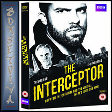 THE INTERCEPTOR - Trevor Eve - BBC SERIES **BRAND NEW DVD**