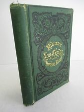 1871 Miller's New Guide to the HUDSON RIVER with T Addison Richards Illus & Map