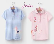 Joules Girls' Polo T-Shirts, Top & Shirts (2-16 Years)
