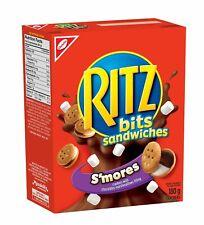 1 x Christie Ritz Bits Sandwiches Smores 180g/ 6.3oz Each Canada FRESH DELICIOUS