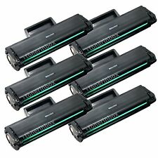 6pk MLT-D111S MLTD111S Toner Cartridge For Samsung 111S Xpress M2020W, M2070FW