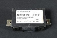 Audi A6 4B A4 8D Alarm Control Unit for Motion Movement Sensor 4B0951173