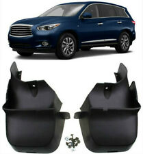 For 2011-2019 Infiniti JX35 QX60 Mud Flap Flaps Splash Guards Mudguards 4pcs