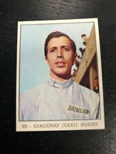 FIGURINA CAMPIONI DELLO SPORT PANINI 1966/67 GEKI RUSSO n° 69 PARI AL NUOVO RARA