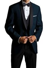 Michael Craig Midnight Blue Skyfall Tuxedo